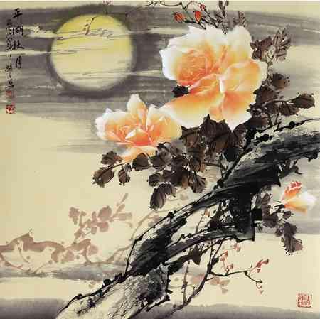 一轮顷刻上天衢,逐退群星与残月。_【宋朝】_【赵匡胤】