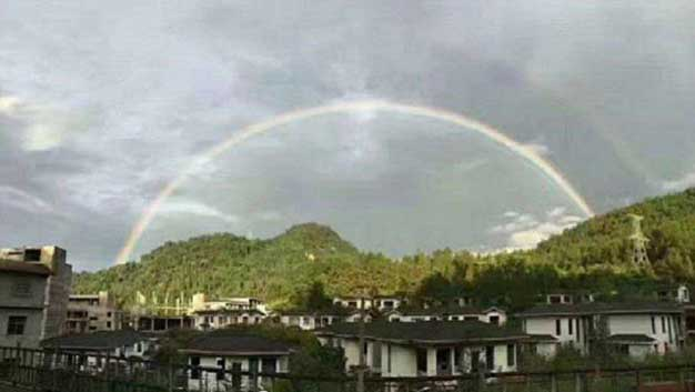 安得五彩虹,驾天作长桥。_【唐朝】_【李白】
