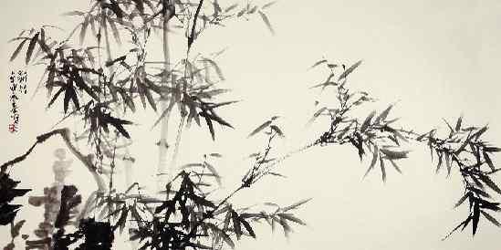 新竹高于旧竹枝,全凭老干为扶持。_【清朝】_【郑燮】