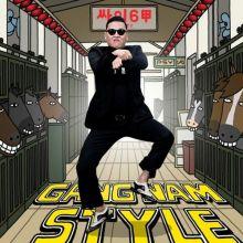 江南style歌词-江南styleLRC歌词-PSY