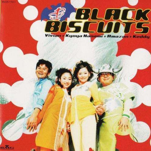 再见(日文版)歌词-BLACK BISCUITS