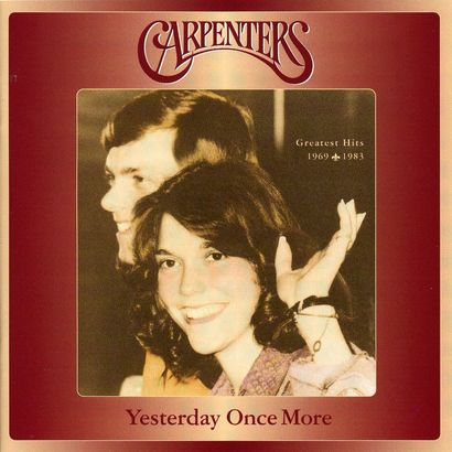 yesterdayoncemore歌词-Carpenters