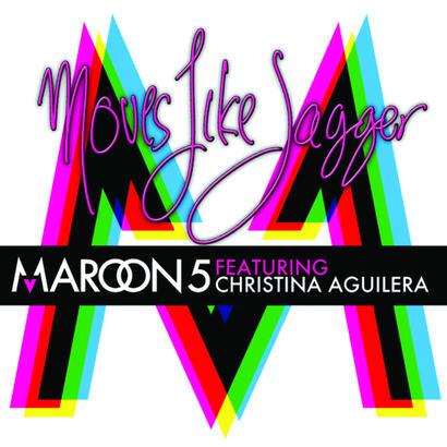 Moves Like Jagger歌词-Maroon5
