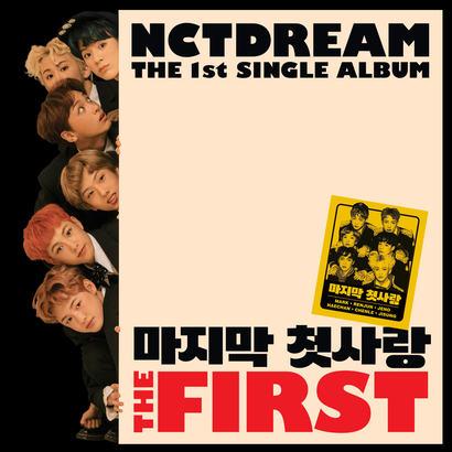最后的初恋歌词-NCT DREAM