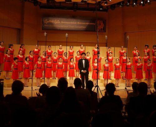 中国少先队队歌歌词-中国交响乐团附属少年及女子合唱团