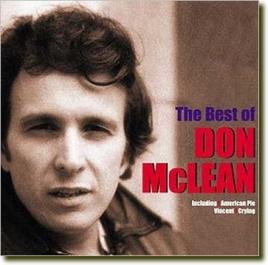 vincent歌词-Don Mclean