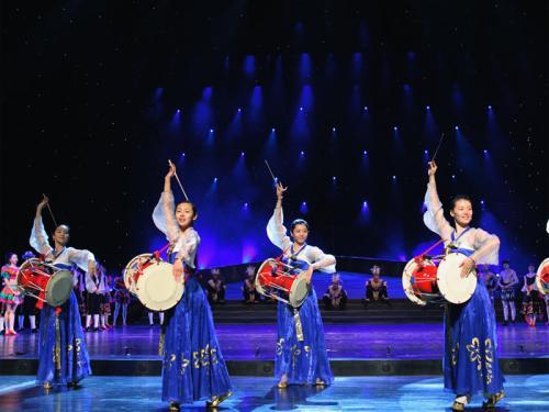 朝鲜族民歌歌词-群星
