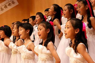 泼水歌儿歌歌词-北京天使合唱团