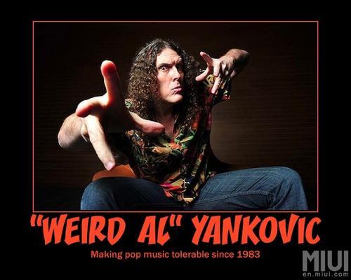 Ringtone歌词-weird al yankovic