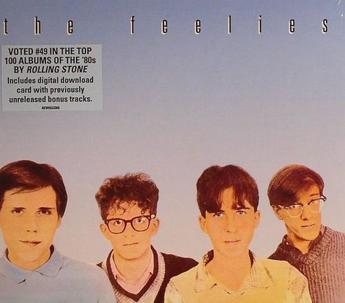 For Awhile歌词-The Feelies