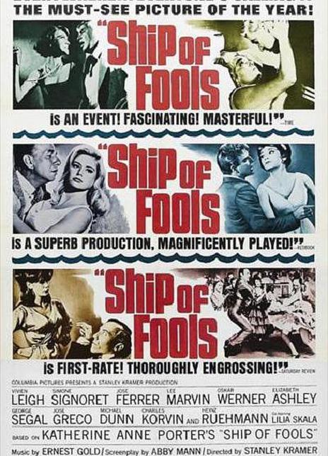 《愚人船》电影好看吗?愚人船影评及简介