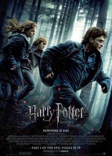《哈利·波特与死亡圣器(上)》电影好看吗?哈利·波特与死亡圣器(上)影评及简介
