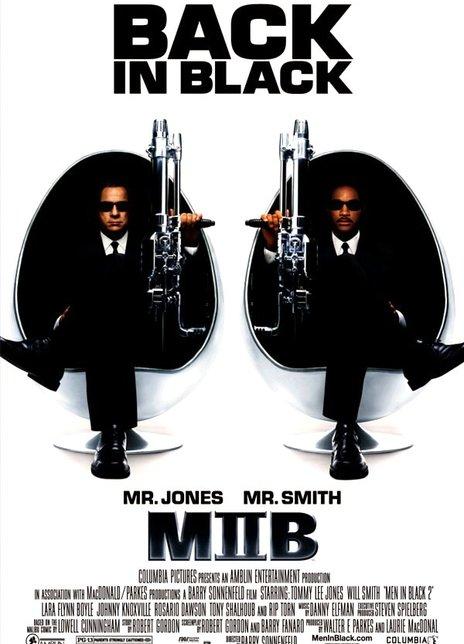 《黑衣人2》电影好看吗?黑衣人2影评及简介