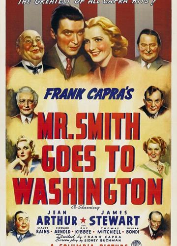 《史密斯先生到华盛顿》电影好看吗?史密斯先生到华盛顿影评及简介
