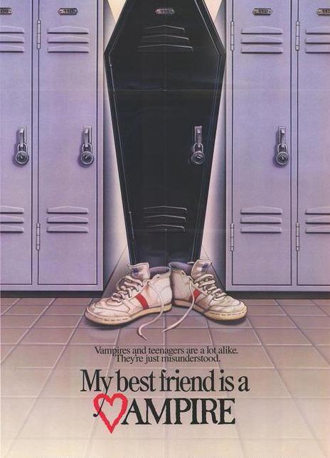 《我最好的朋友是吸血鬼》电影好看吗?我最好的朋友是吸血鬼影评及简介