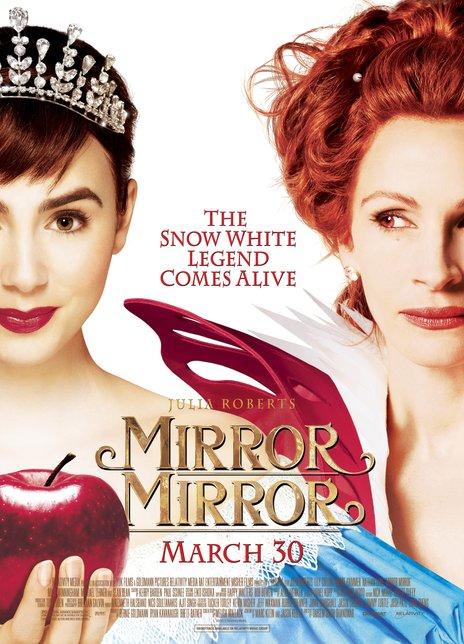 《白雪公主之魔镜魔镜》电影好看吗?白雪公主之魔镜魔镜影评及简介