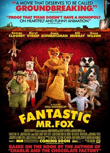 《了不起的狐狸爸爸》电影好看吗?了不起的狐狸爸爸影评及简介