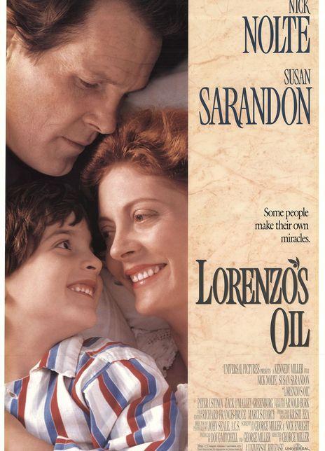 《罗伦佐的油》电影好看吗?罗伦佐的油影评及简介