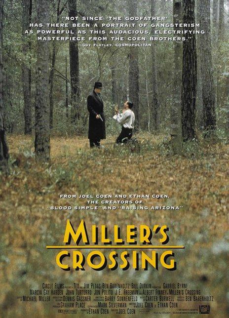 《米勒的十字路口》电影好看吗?米勒的十字路口影评及简介