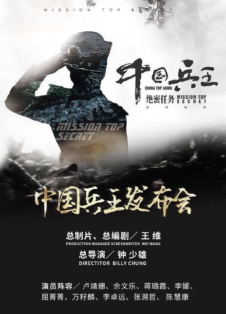 《中国兵王·绝密任务》电影好看吗?中国兵王·绝密任务影评及简介