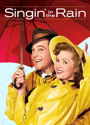 《雨中曲》电影好看吗?雨中曲影评及简介