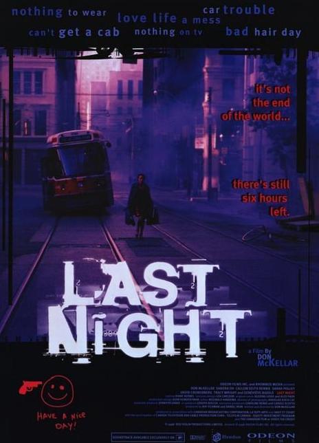 《最后一夜》电影好看吗?最后一夜影评及简介