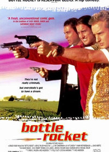 《瓶装火箭》电影好看吗?瓶装火箭影评及简介