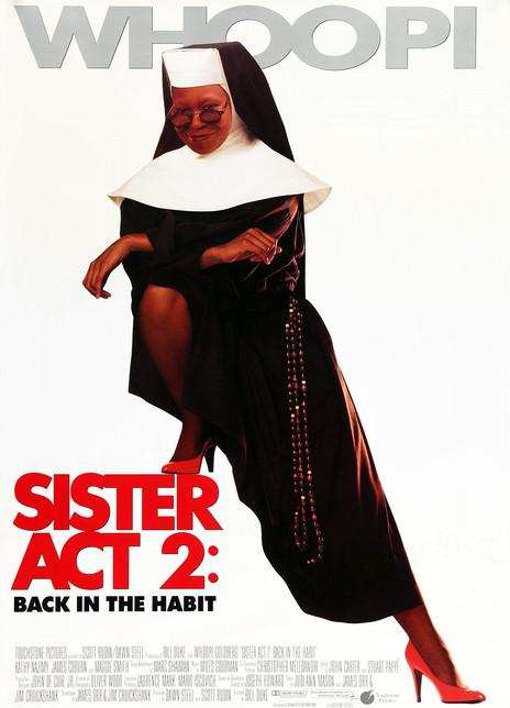 《修女也疯狂2》电影好看吗?修女也疯狂2影评及简介