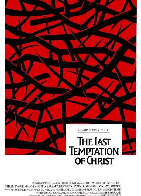 《基督最后的诱惑》电影好看吗?基督最后的诱惑影评及简介