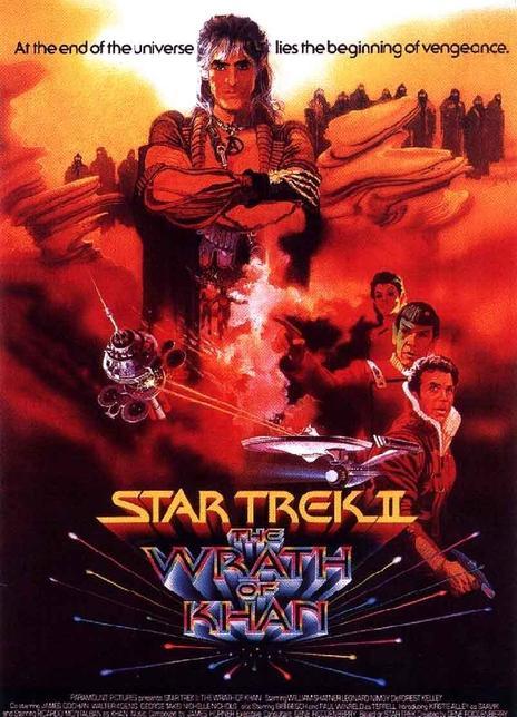 《星际旅行2:可汗怒吼》电影好看吗?星际旅行2:可汗怒吼影评及简介