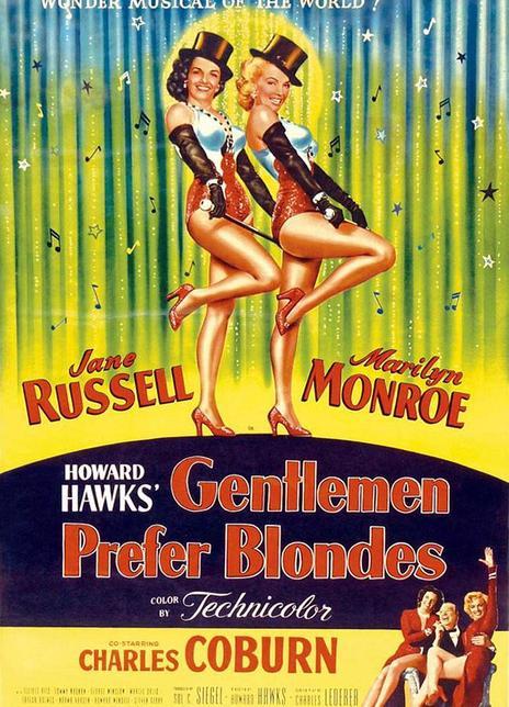 《绅士爱美人》电影好看吗?绅士爱美人影评及简介