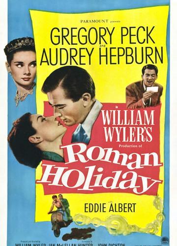 《罗马假日》电影好看吗?罗马假日影评及简介