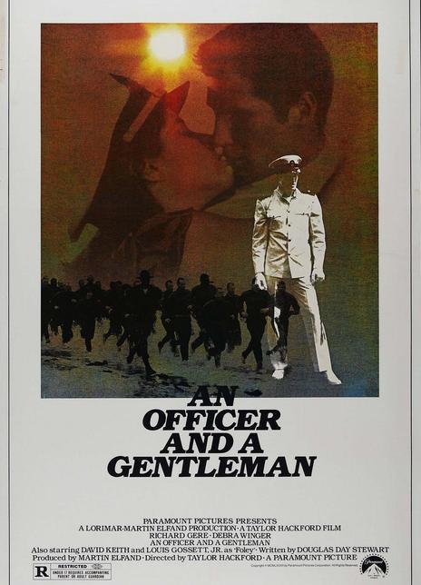 《军官与绅士》电影好看吗?军官与绅士影评及简介