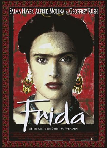 《弗里达》电影好看吗?弗里达影评及简介