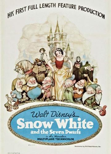 《白雪公主和七个小矮人》电影好看吗?白雪公主和七个小矮人影评及简介
