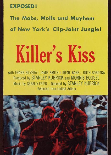 《杀手之吻》电影好看吗?杀手之吻影评及简介
