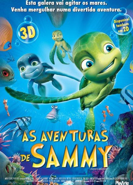 《萨米大冒险》电影好看吗?萨米大冒险影评及简介