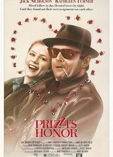 《普里兹家族的荣誉》电影好看吗?普里兹家族的荣誉影评及简介