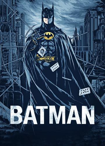 《蝙蝠侠》电影好看吗?蝙蝠侠影评及简介