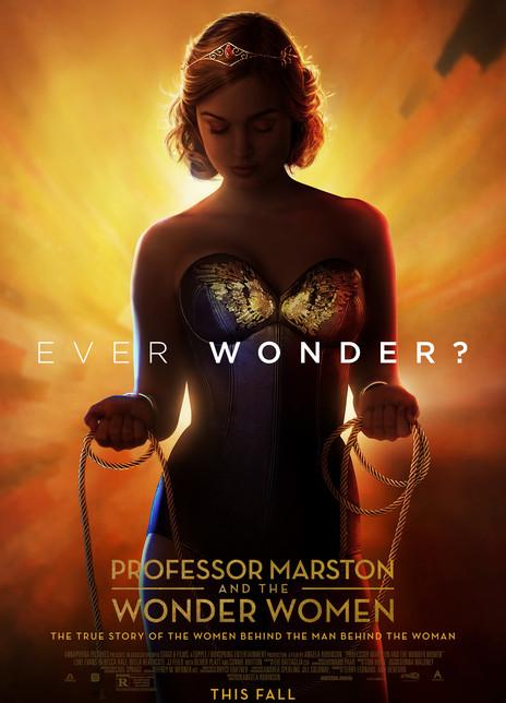 《马斯顿教授与神奇女侠》电影好看吗?马斯顿教授与神奇女侠影评及简介