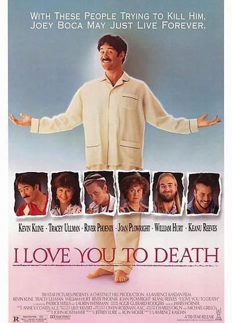 《我真的爱死你》电影好看吗?我真的爱死你影评及简介