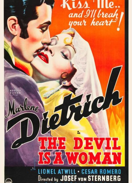 《魔鬼是女人》电影好看吗?魔鬼是女人影评及简介