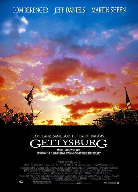 《葛底斯堡》电影好看吗?葛底斯堡影评及简介