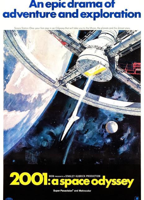 《2001太空漫游》电影好看吗?2001太空漫游影评及简介
