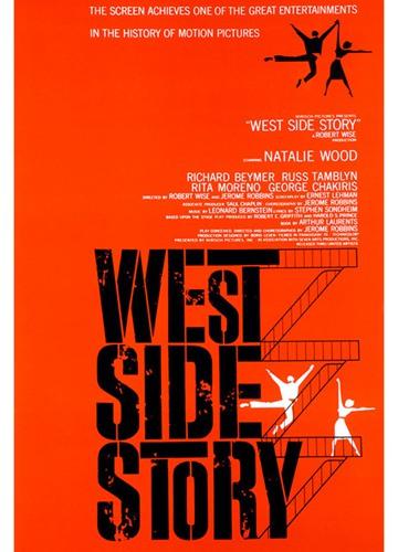 《西区故事》电影好看吗?西区故事影评及简介