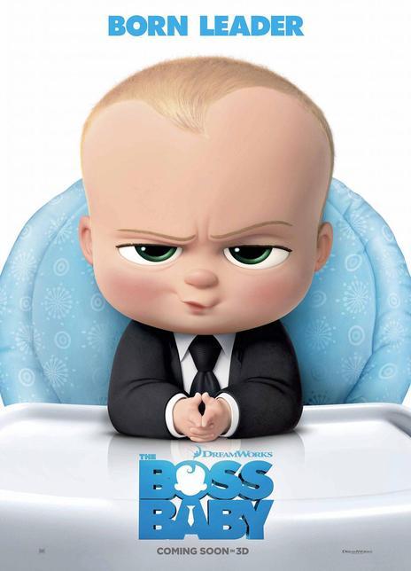 《宝贝老板》电影好看吗?宝贝老板影评及简介