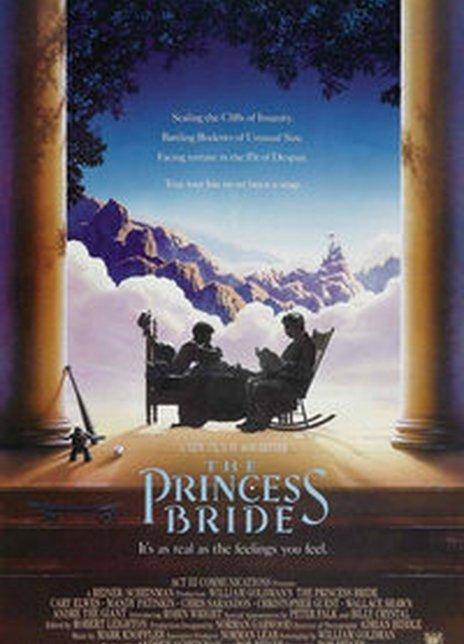 《公主新娘》电影好看吗?公主新娘影评及简介