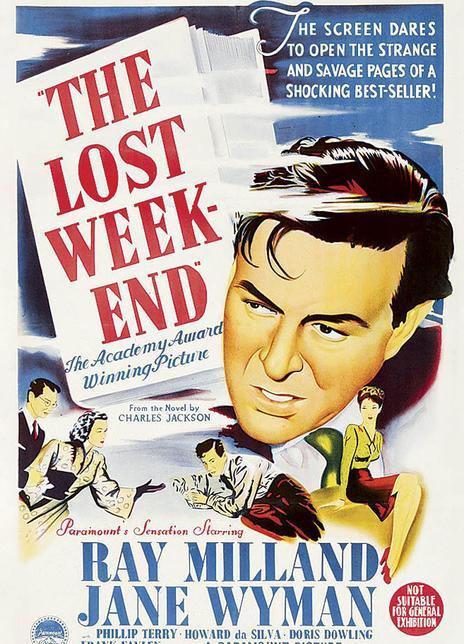 《失去的周末》电影好看吗?失去的周末影评及简介