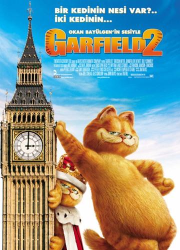 《加菲猫2》电影好看吗?加菲猫2影评及简介
