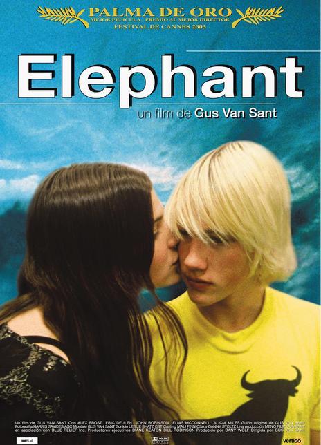 《大象》电影好看吗?大象影评及简介
